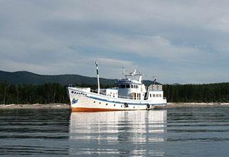 байкал рыбалка на судне